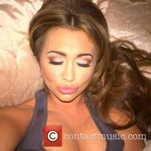 Lauren Goodger posted this image to Lockerz with...