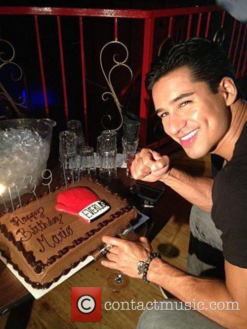 Mario Lopez posted a photo on Twitter