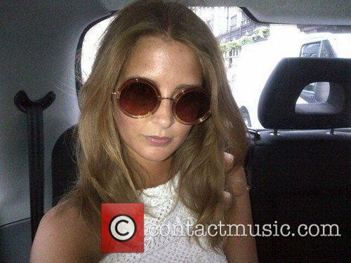 Millie MacKintosh tweets this pic with the caption,...