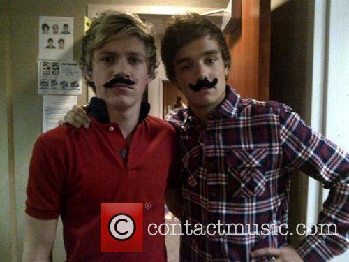 Niall Horan and Liam Payne from One Direction...