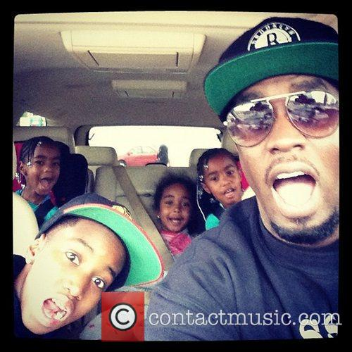 P.Diddy aka Sean Combs posted this image to...
