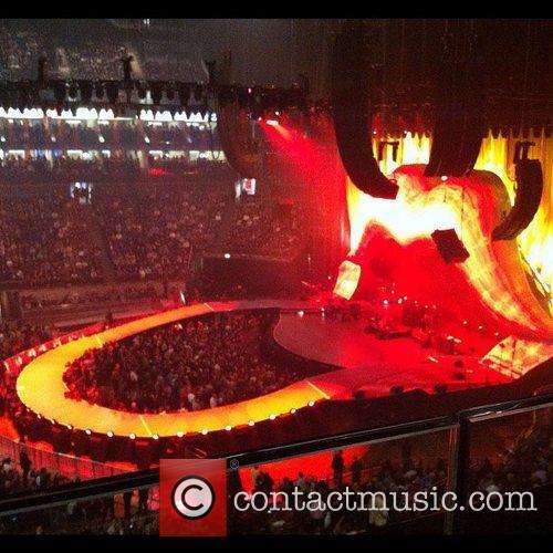 Peaches Geldof, Rolling Stones Concert
