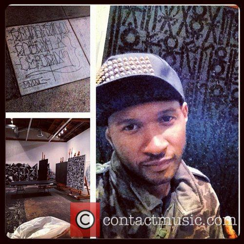 Usher, I, Instagram and Thank 4