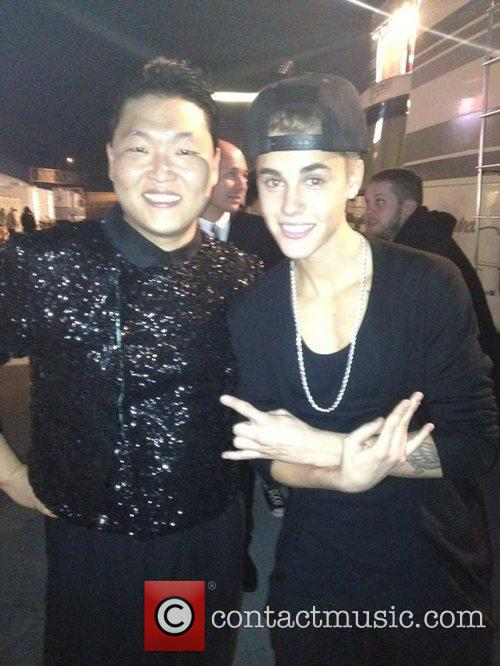 South Korean rapper Park Jae-sang, aka PSY has...
