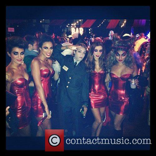 Remcam posted this image of the Saturdays on...