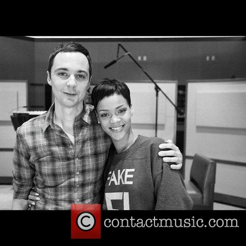 Rihanna, Instagram, Worked, Jim Parsons