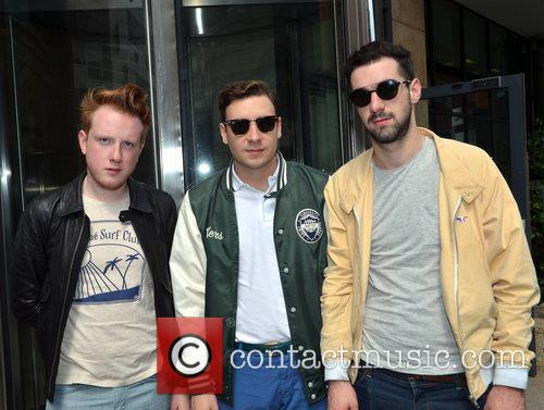 Alex Trimble, Sam Halliday and Kevin Baird of...