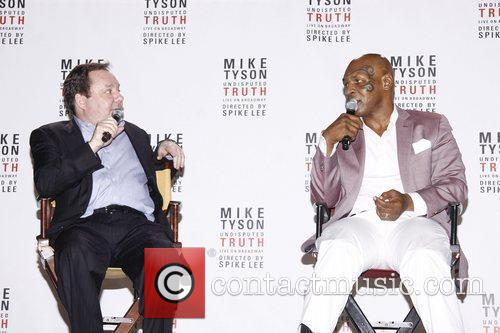 Jimmy Nederlander, Mike Tyson 'Mike Tyson Undisputed Truth,...