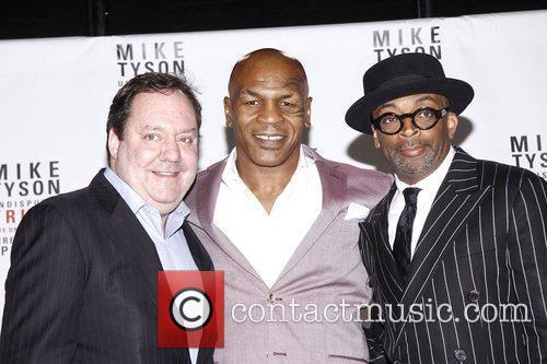 Mike Tyson and Spike Lee 3