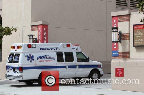 exterior photos of ucla hospital lindsay lohan 5861321