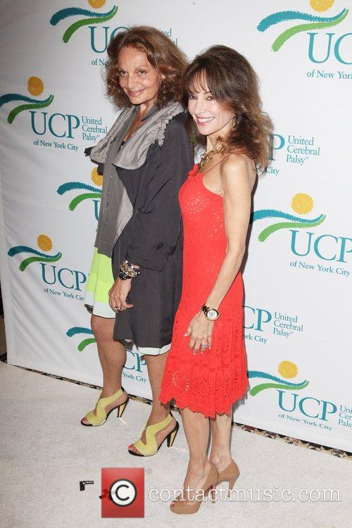 Susan Lucci and Diane Von Furstenberg 4