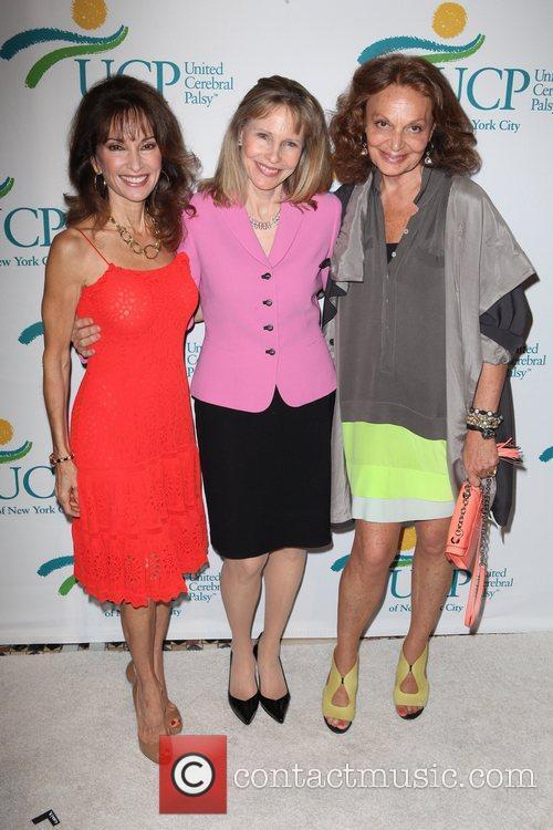 Susan Lucci, Diane Von Furstenberg and Donna Hanover 2