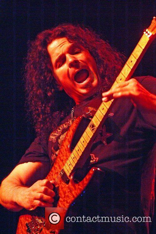 Vinnie Moore of UFO  performing at The...
