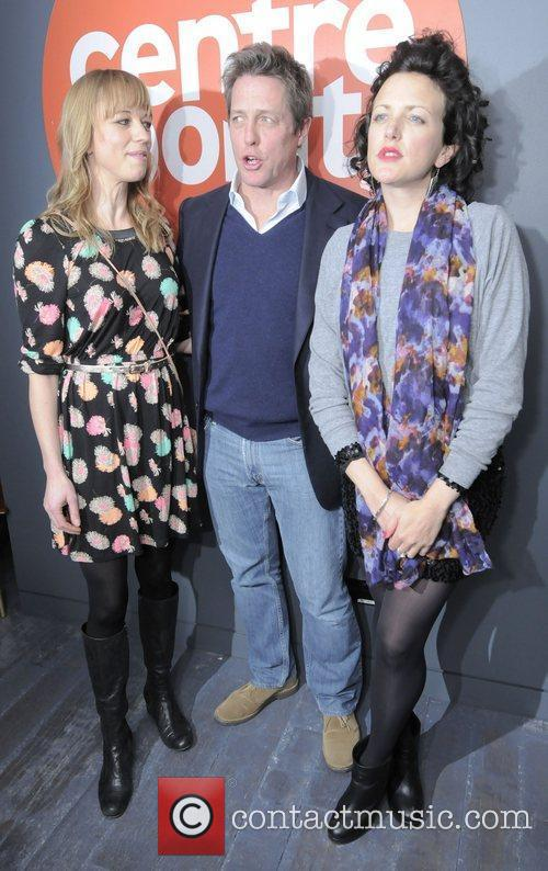 Sarah Cox, Annie Mac and Hugh Grant 2
