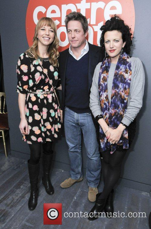 Sarah Cox, Annie Mac and Hugh Grant 4