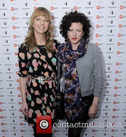 Sarah Cox and Annie Mac 7