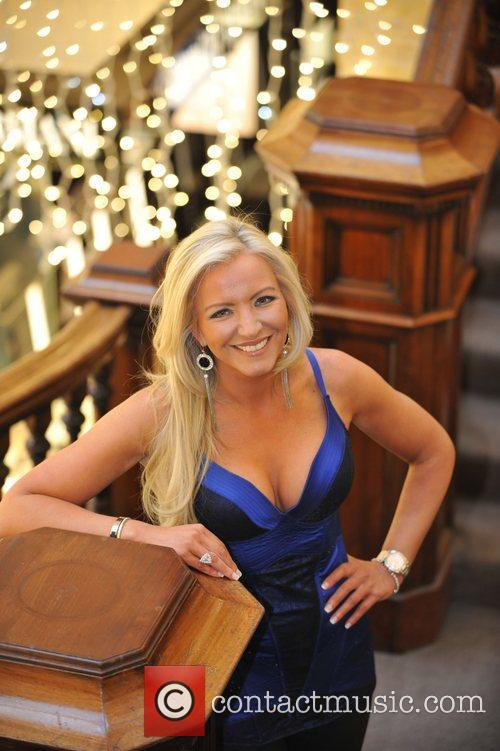 88a40dcb48 Michelle Mone - Photocall for Ultimo  Black Label  collection at ...