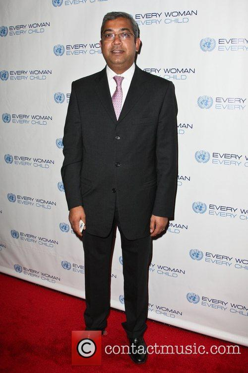 Eduardo Martinez United Nations Every Woman Every Child...