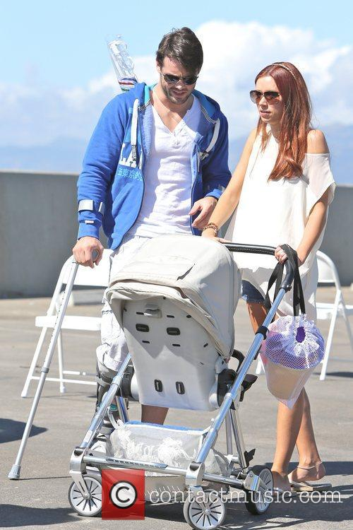 Una Healy, The Saturdays, Ben Foden and Aoife Belle Foden 4