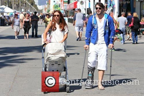 Una Healy, The Saturdays, Ben Foden and Aoife Belle Foden 7