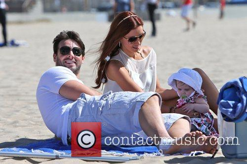 Una Healy, The Saturdays, Ben Foden and Aoife Belle Foden 5