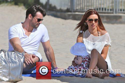 Una Healy, The Saturdays, Ben Foden and Aoife Belle Foden 8