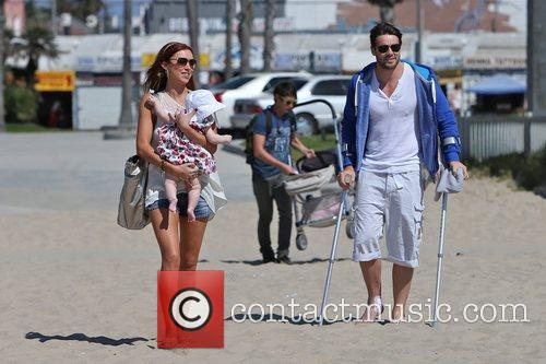 Una Healy, The Saturdays, Ben Foden and Aoife Belle Foden 11