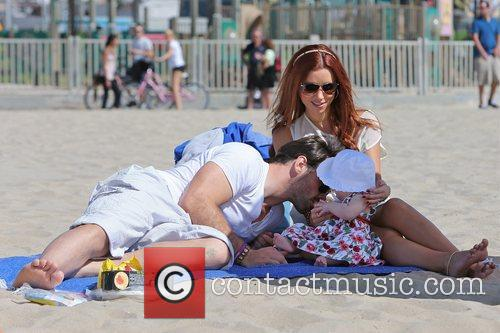 Una Healy, The Saturdays, Ben Foden and Aoife Belle Foden 10