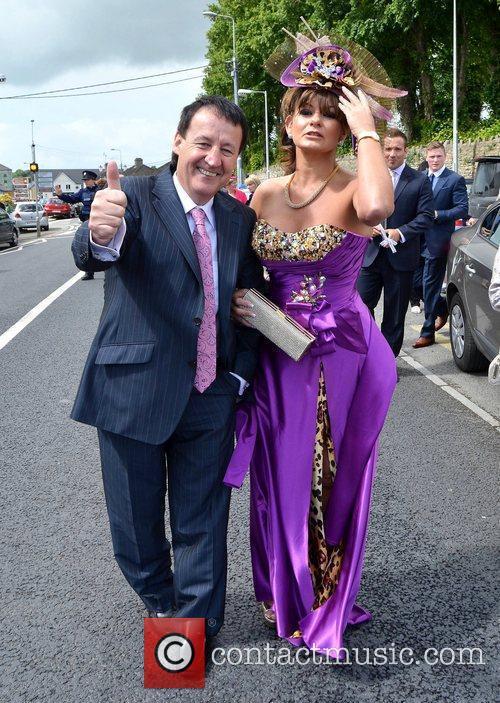 Declan and Una Healy 2