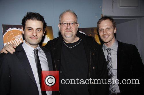 Arian Moayed, Doug Wright and Tom Ridgley The...
