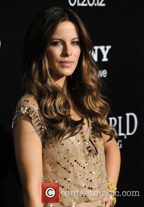 Kate Beckinsale Premiere of Screen Gems' 'Underworld: Awakening'...