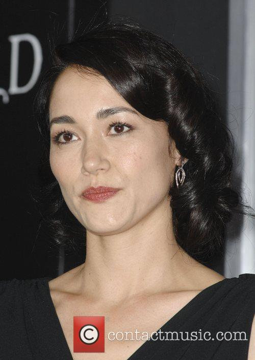 Sandrine Holt and Grauman's Chinese Theatre 2