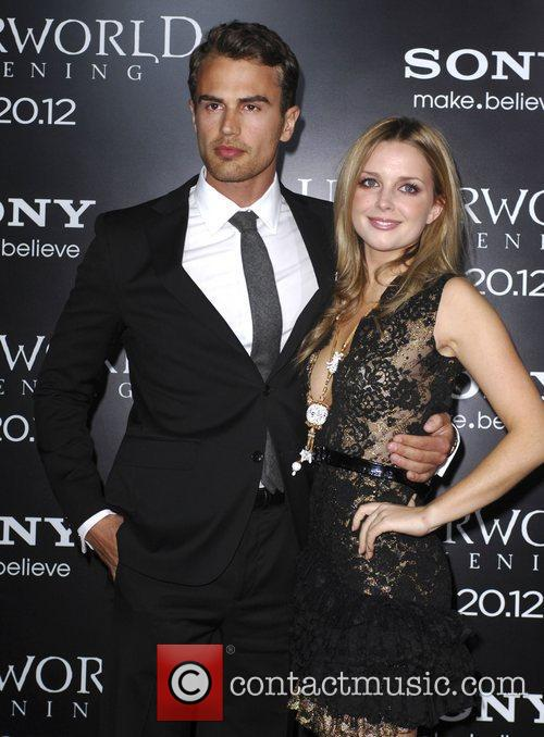 Theo James Premiere of Screen Gems' 'Underworld: Awakening'...