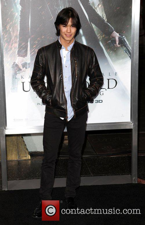 Booboo Stewart Premiere of Screen Gems' 'Underworld: Awakening'...