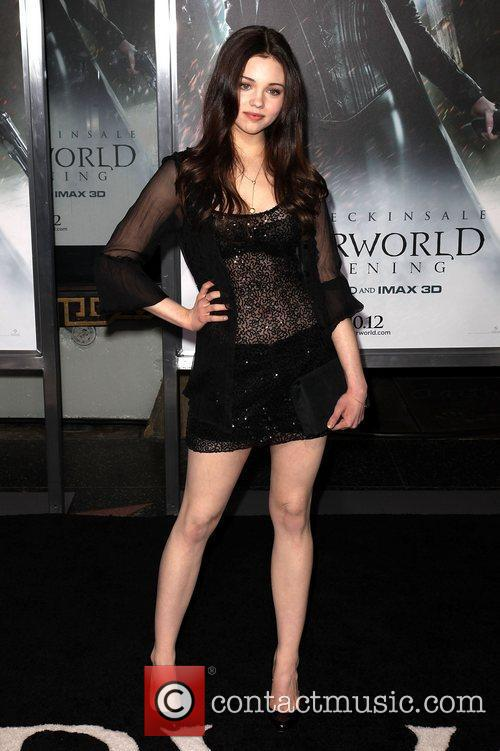 India Eisley and Grauman's Chinese Theatre 8