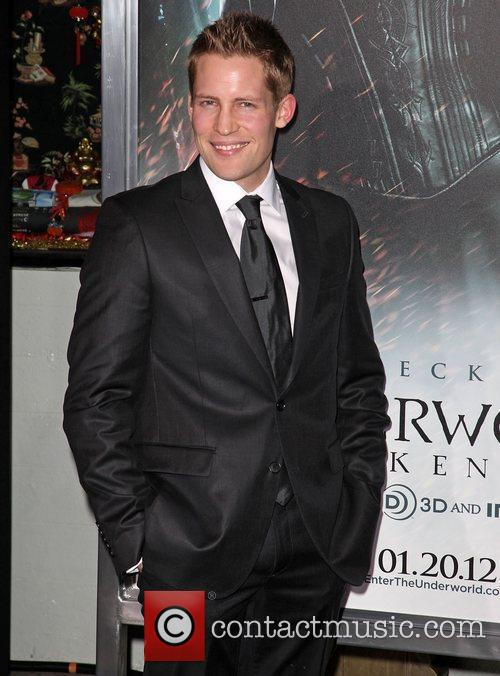 Jacob Blair  Premiere of Screen Gems' 'Underworld:...