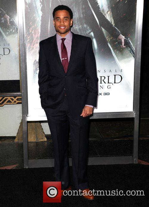 Michael Ealy  Premiere of Screen Gems' 'Underworld:...
