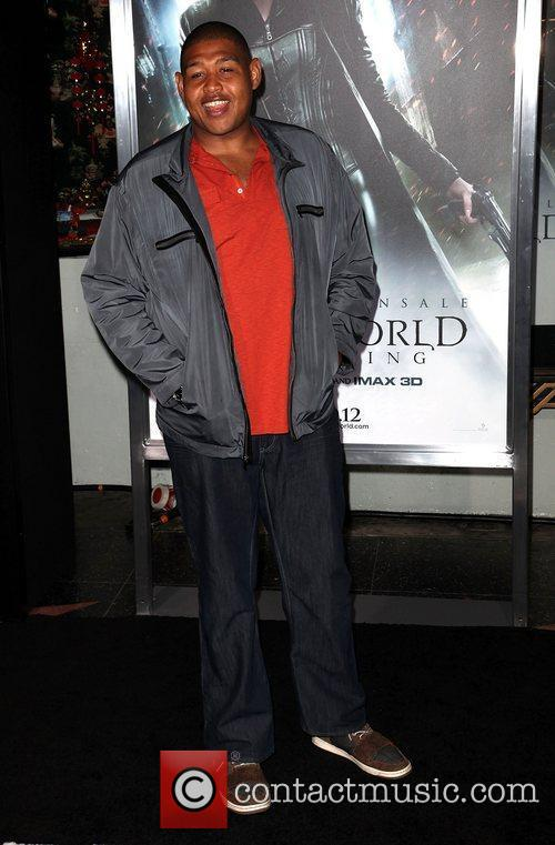 Omar Benson Miller Premiere of Screen Gems' 'Underworld:...
