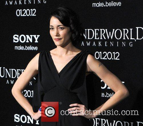 Sandrine Holt and Grauman's Chinese Theatre 8