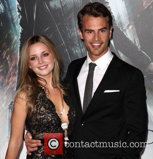 Does Theo James Have A Girlfriend Theo james, grauman's chinese