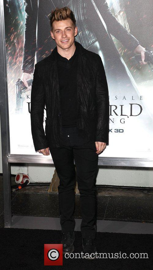 Jeremiah Brent Premiere of Screen Gems' 'Underworld: Awakening'...
