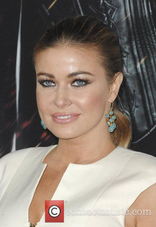 Carmen Electra and Grauman's Chinese Theatre 28