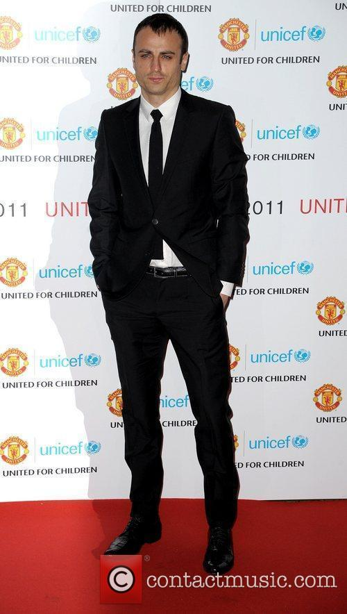 United for UNICEF gala dinner, held at Manchester...