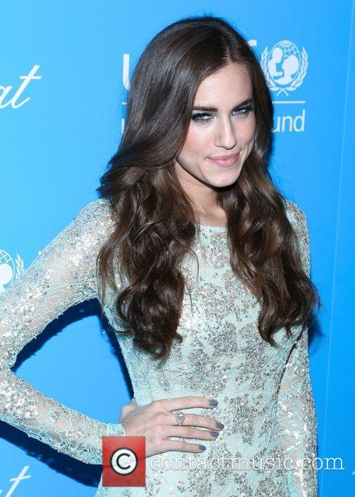 Allison Williams 8th Annual UNICEF Snowflake Ball at...