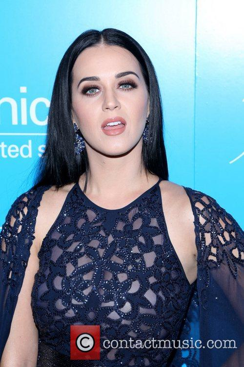 Katy Perry, UNICEF Snowflake Ball