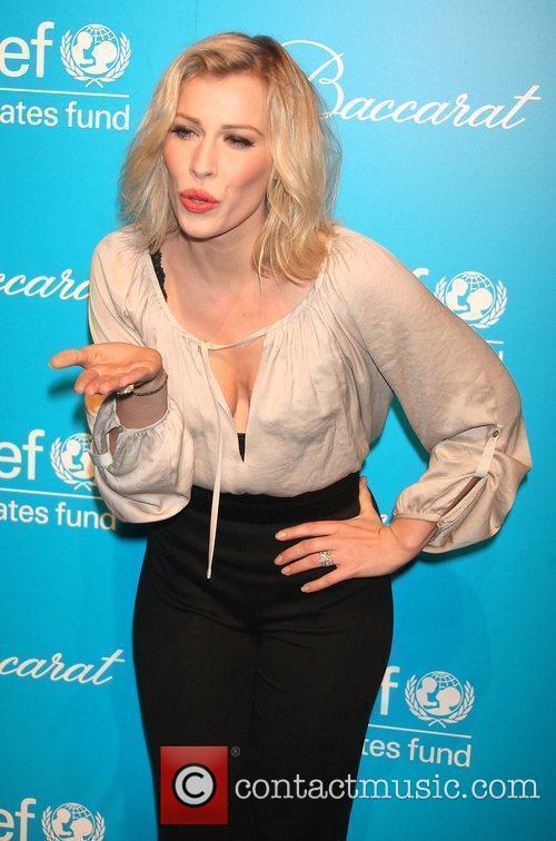 Natasha Bedingfield 2011 UNICEF Snowflake Ball at Cipriani...