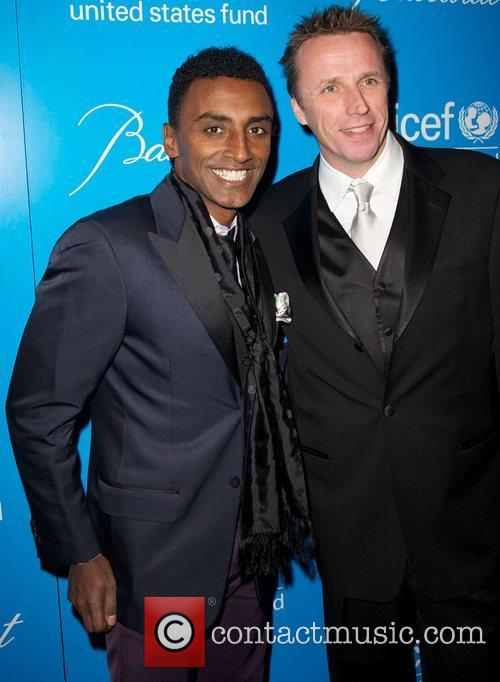 8th Annual UNICEF Snowflake Ball at Cipriani 42nd...