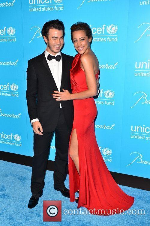 Kevin Jonas and Danielle Deleasa 7