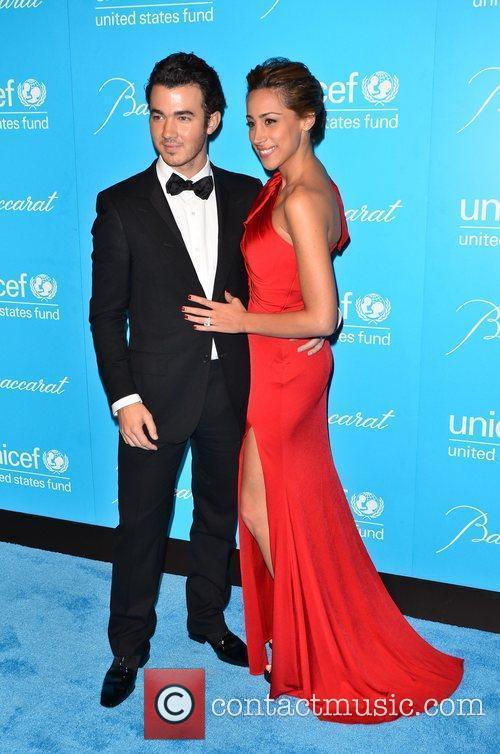 Kevin Jonas and Danielle Deleasa 6