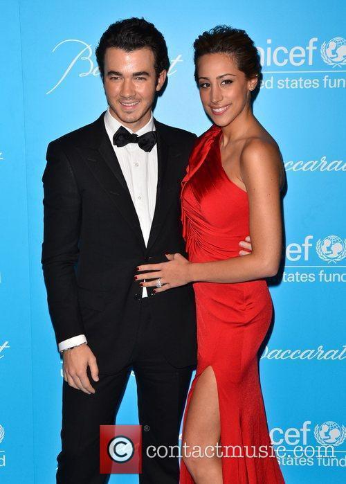 Kevin Jonas and Danielle Deleasa 9